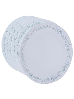 Corelle Country Cottage Dinner Plate Set;26cm;Set of 6