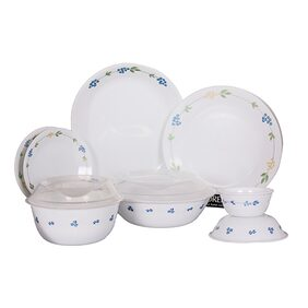 Corelle Essential Series 30 pcs Set - Secret Garden