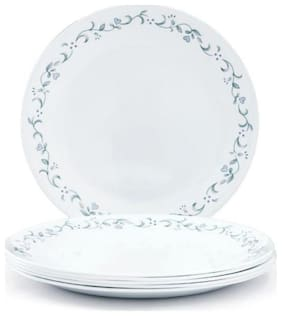 Corelle Livingware Dinner plates- Country Cottage (Pack of 6)