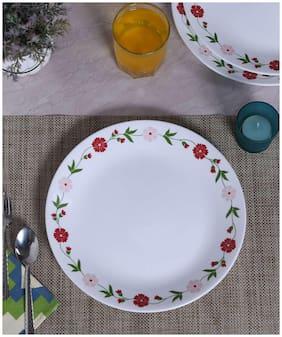 Corelle Livingware Spring Pink 6 pcs Dinner Plates