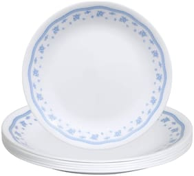 Corelle Livingware Dinner plates- Morning Blue (Pack of 6)