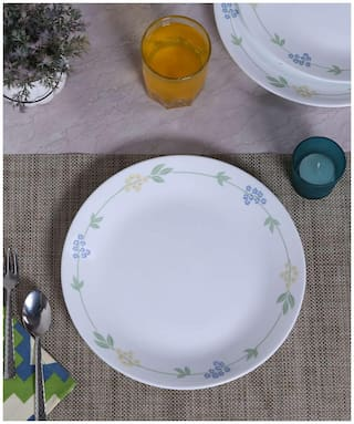 Corelle Livingware Secret Garden 6 pcs Dinner Plates