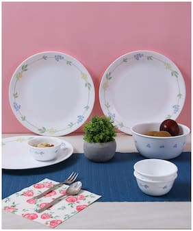 Corelle Livingware Secret Garden 9 Pcs Gift Set