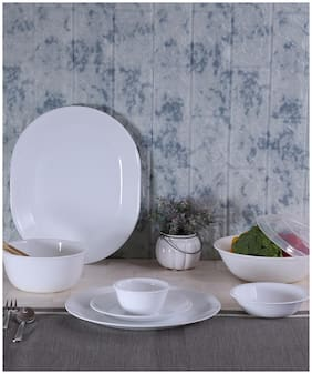 Corelle Winter Frost White 30 pcs Dinner Set