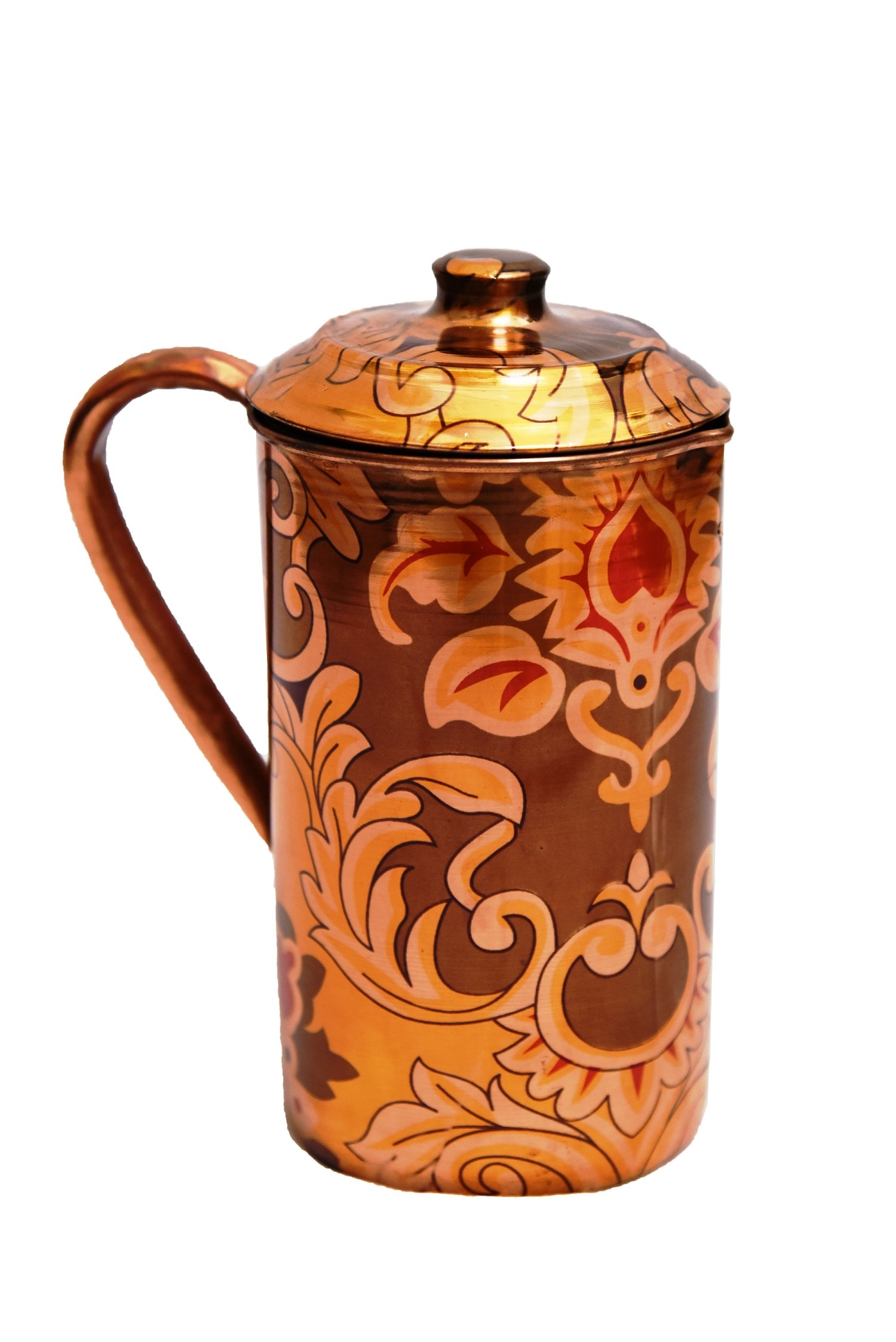 Corporate Overseas 2 L Copper Water Jug by Corporate Overseas