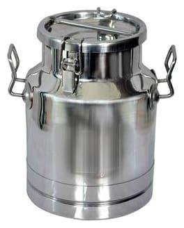Corporate Overseas 10 Litre Locking Milk Can Milk Container
