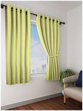 Cortina Blackout Pack of 2 Premium Window Curtain