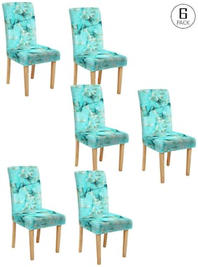 Cortina Chair Cover Slipcover Washable Softness for Elastic Installation Chair Protector