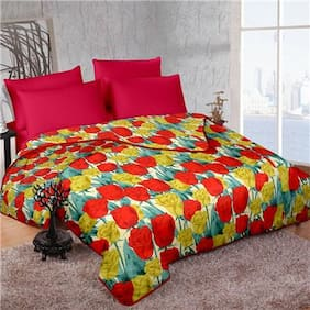 Cortina Double Size Super Soft Reversible Ac Dohar
