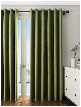 Cortina New Elegant Door Set Of 2 Curtain