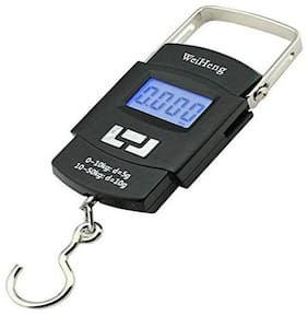 CPEX 50kg Portable Electronic Digital Lcd Screen Scale For Travel Luggage Home Personal Use