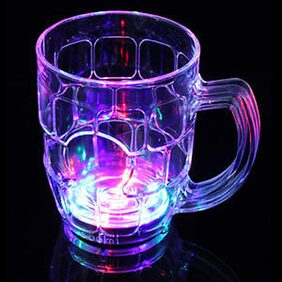 CPEX Color Changing Flashing Led Light Mug