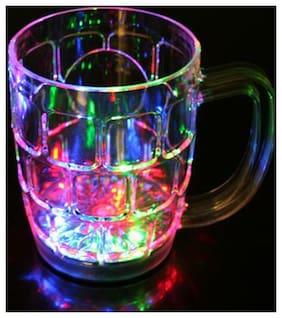 CPEX Color Changing Flashing Led Light Mug (300 ml)