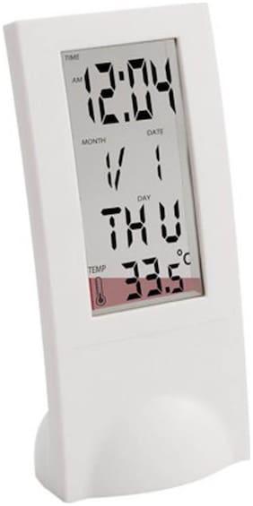 CPEX Plastic Digital Table clock ( Set of 1 )