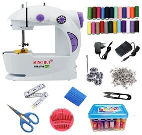 Portable & Compact Electric Mini Sewing Machine