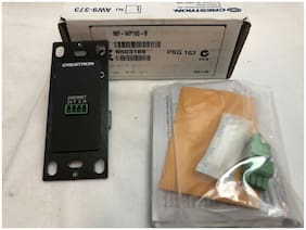 Crestron Media Presentation Wall Plate Cresnet Black MP-WP190-B NEW in BOX