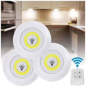 Crispy LED Lights with Wireless Remote Control Hot ~ Set of 3