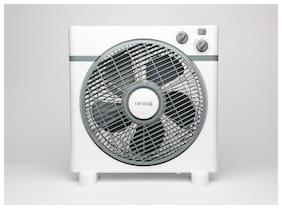 Croma CRF0021 5 Blades Table Fan (White)