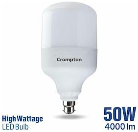 Crompton 50 W B22 LED Bulb;Cool Day Light