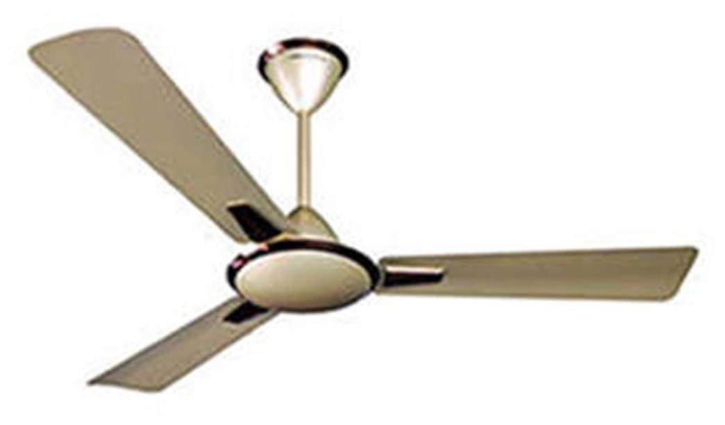 Crompton Aura 1200MM Ceiling Fan (Birken Effect) Pack of 2
