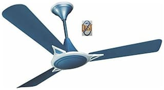 Crompton AVRPMAD48IBL-WOR 1200 mm Decorative Ceiling Fan ( Blue , Pack of 1 )