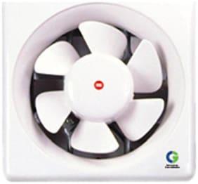 Crompton BRISKAIR 200 mm Exhaust Fan - White
