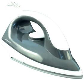 Crompton DM1 PLUS 1000 W Dry Iron (White;Green)