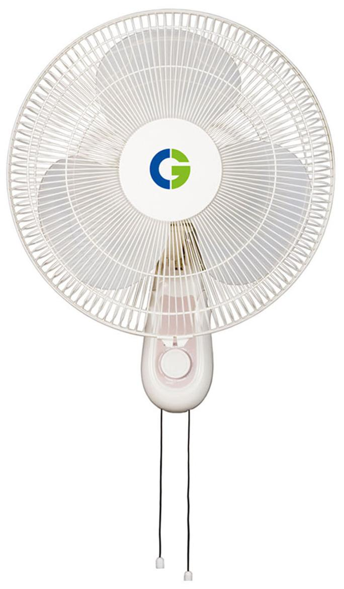 Crompton High Flo LG 400MM Wall Fan (White)