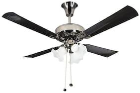 Crompton URANUS 1200 mm Ceiling Fan - Black