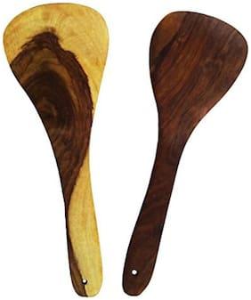 CRUZ INTERNATIONAL Wood Spatula 0-3 pcs