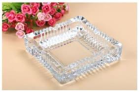 Crystal Ashtray 10 cm
