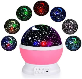 Crystal Digital Star Master Night Light Lamp Projector Children Kids Baby Sleep Lighting USB Lamp Led Projection