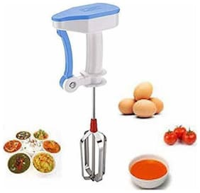 CHG Power Free d-109 Hand Blender For Egg & Cream Beater  Lassie  Butter Milk  Milk Shake  Thick Shake Mixer Maker 0 Hand Blender