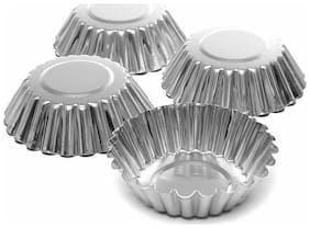 Cup cake mould pack of 4