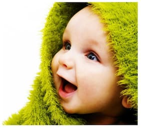 Cute Baby Poster for room and home d cor