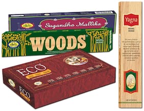 Cycle Pure Agarbathies Dasara Incense Sticks (65 Nos)