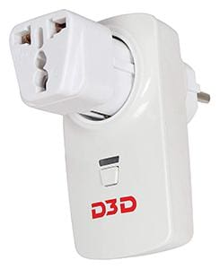 D3D Model:D10 Wireless Smart Switch for Home Automation
