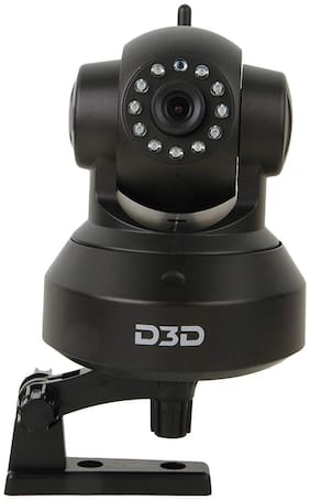 Buy D3D DANALE Wireless 1080 HD IP WiFi CCTV Indoor Security Camera
