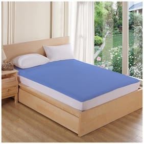 Daksh Cotton Single beds Mattress protectors
