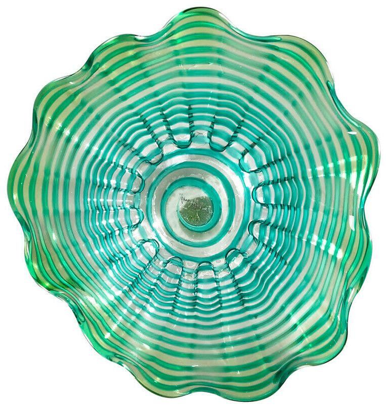 Dale Tiffany AW13228 D12 Waterfront Wall Art in 12in