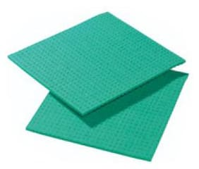 Dannu Sponge Wipes Table Cleaning Color As Per Stock