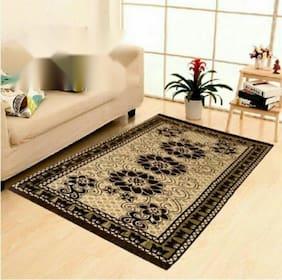 Decorology Chenille Velvet Carpet For Living Room - Multi