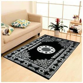 Decorology Chenille Velvet Carpet For Living Room