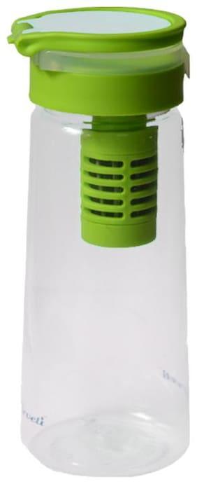 Deemark 700 ml Plastic Assorted Water Bottles - Set of 1