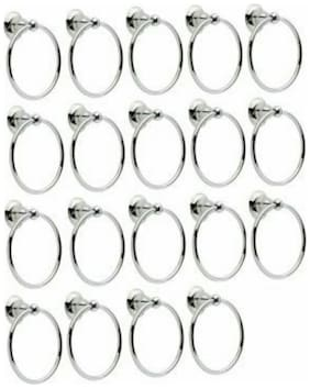 deeplax towel ring dyna round holder stand set of 19