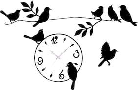DERZ Multi Wall clock