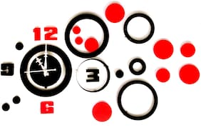DERZ Multi Wall clock