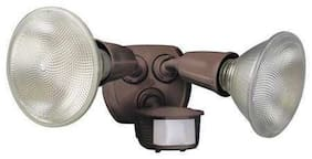Designers Edge L6003br Motion Light,180 Degree,70 Ft,Brz,16In L