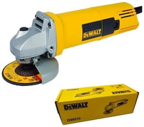 Dewalt DW810 Angle Grinder (100 mm Wheel Diameter)