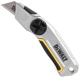 DeWALT DWHT10246 Fixed Blade Utility Knife With 5 Blades